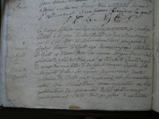 1761 LE GALL QUINTIN (M)