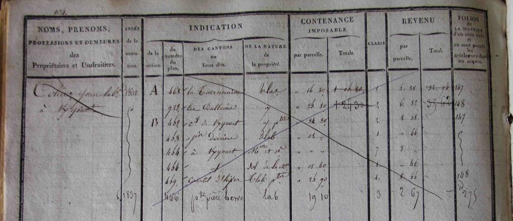 1824 - Folio 104